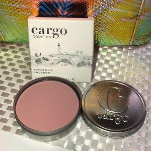 Cargo Tonga powder blush New in box matte pink new